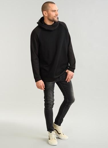 Kapülonlu Sweatshirt-People By Fabrika